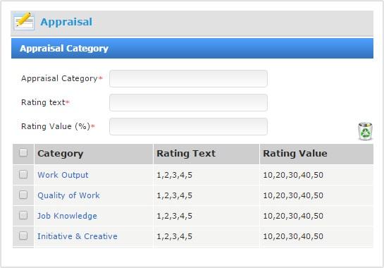 Appraisal Management System | Appraisal Software - INSYSPAY